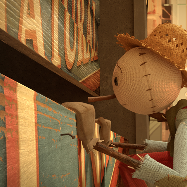 A splash image of Chipotle's Scarecrow video.