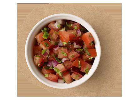 Fresh Tomato Salsa (Mild)