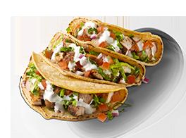 Soft Corn Tacos