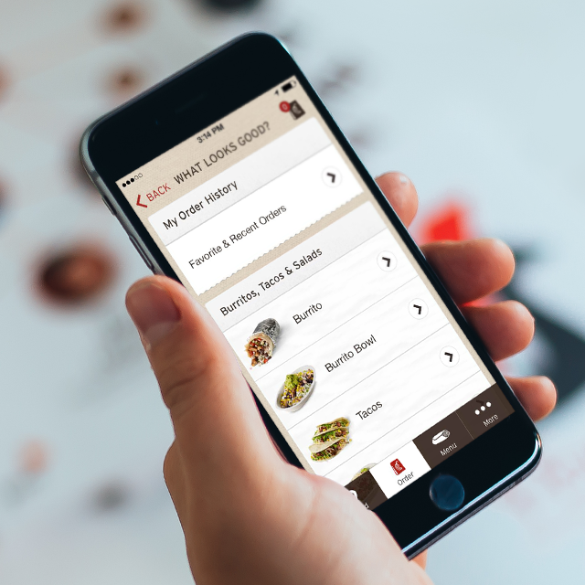 Chipotle — Delivery