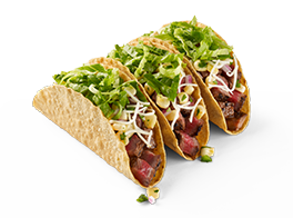 Crispy Corn Tacos
