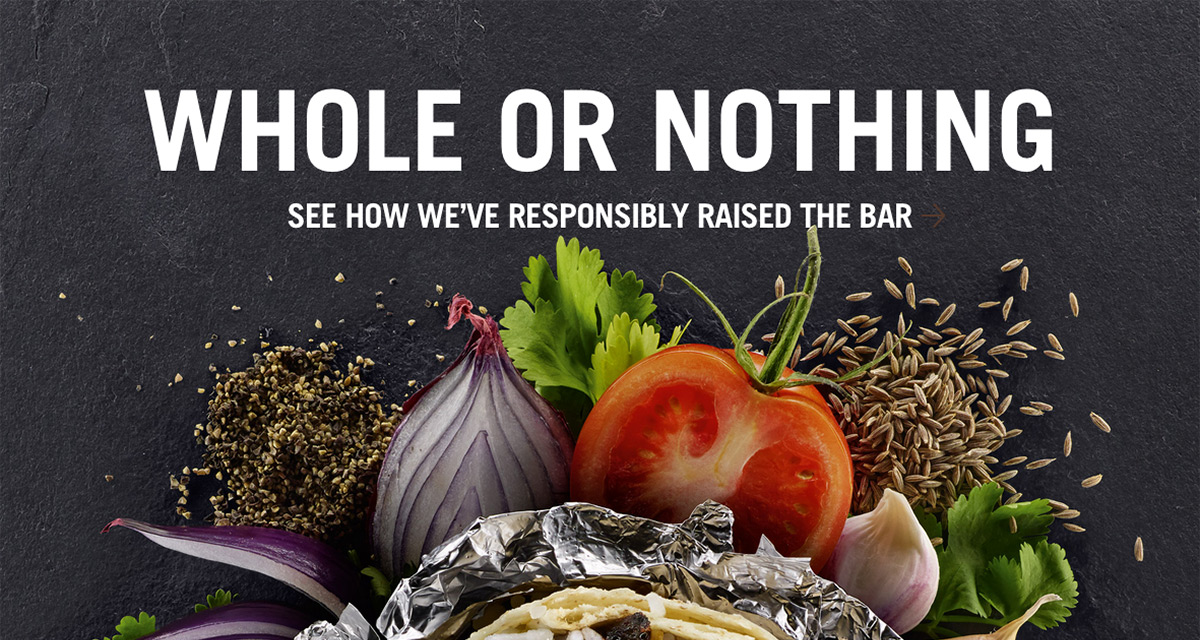 Chipotle - Online Ordering