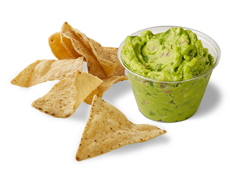 TORTILLA CHIPS & GUAC