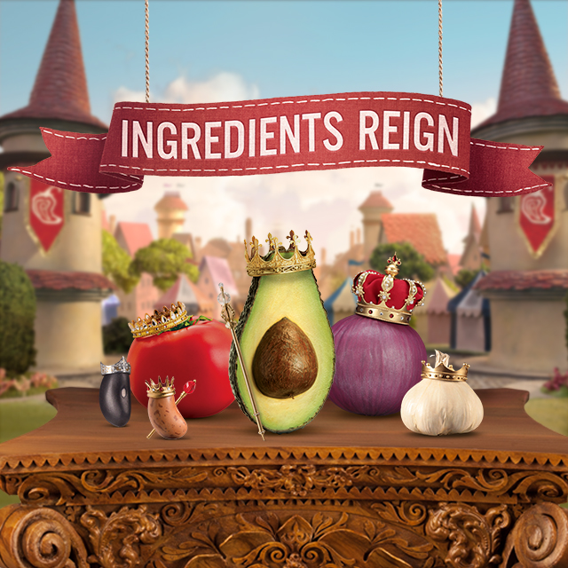 Ingredients Reign