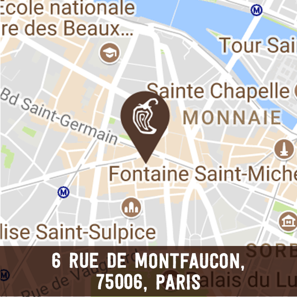 photo of montfaucon chipotle france location