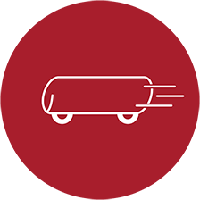 icon representing chipotle's white label delivery services