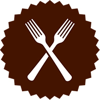 photo of chipotle's eat icon